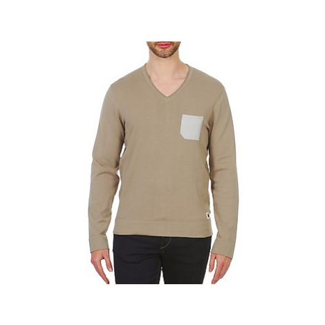 Chevignon V ALLEGRO men's Sweater in Beige