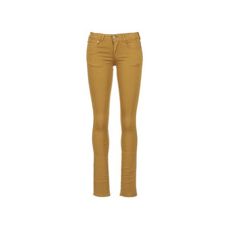 Cimarron CASSIS RASO women's Trousers in Yellow