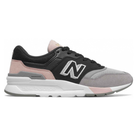 New Balance CW997HAL black - Women's leisure shoes