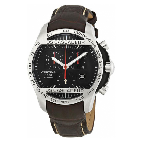 Certina Watch DS Cascadeur
