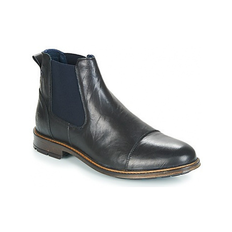 Casual Attitude JINZA men's Mid Boots in Grey