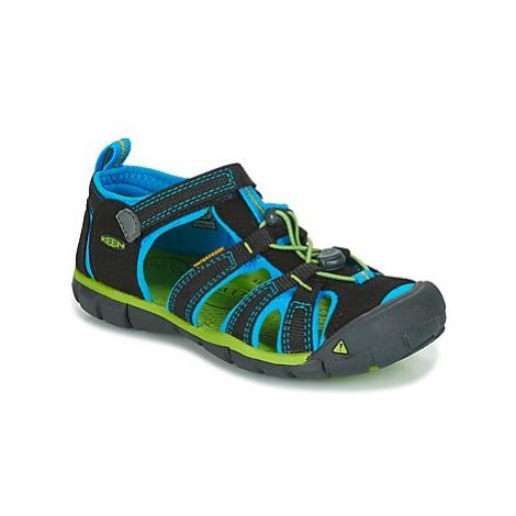 Keen SEACAMP II CNX girls's Children's Sandals in Black