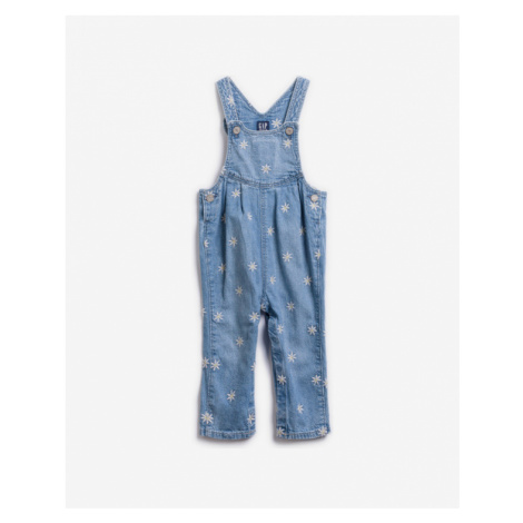 GAP Kids Jeans with braces Blue
