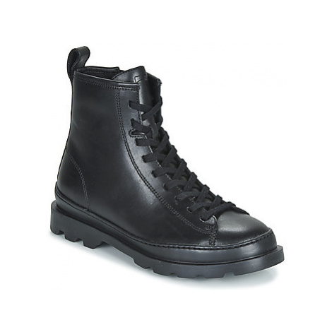 Camper BRUTUS women's Mid Boots in Black