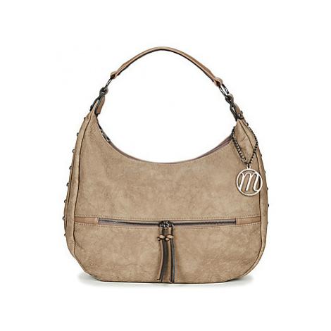 Brown hobo bags