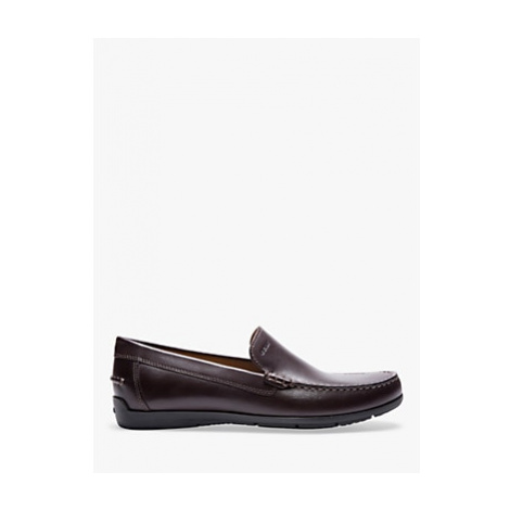 Geox Siron Leather Moccasins