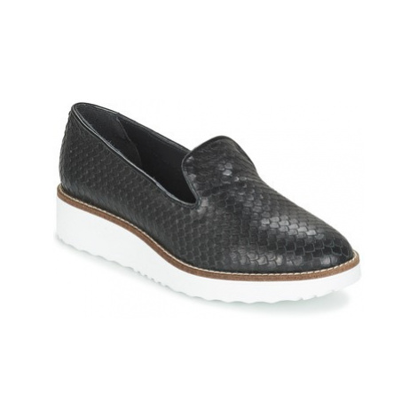 Dune London GARNISH women's Loafers / Casual Shoes in Black