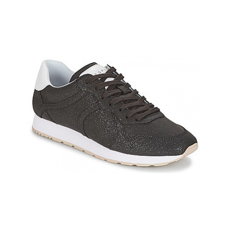 Esprit AMU DIAMOND LU women's Shoes (Trainers) in Black