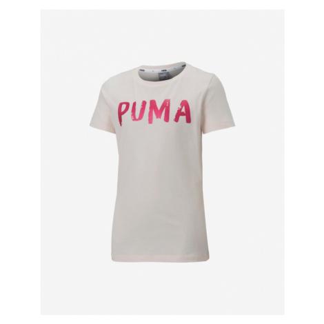 Puma Alpha Kids T-shirt Pink