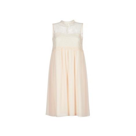 Vila VILEKILA women's Dress in White