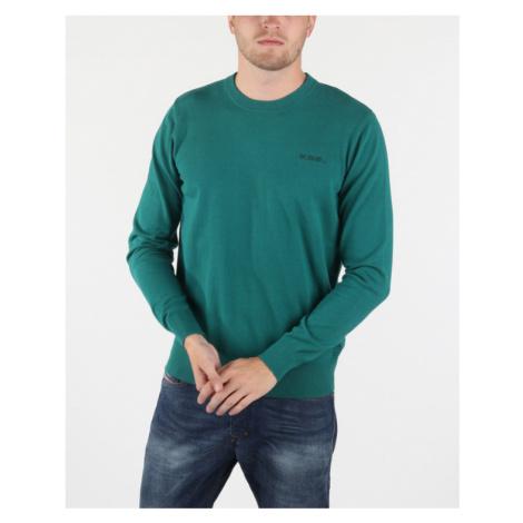 Diesel K-Over Sweater Green
