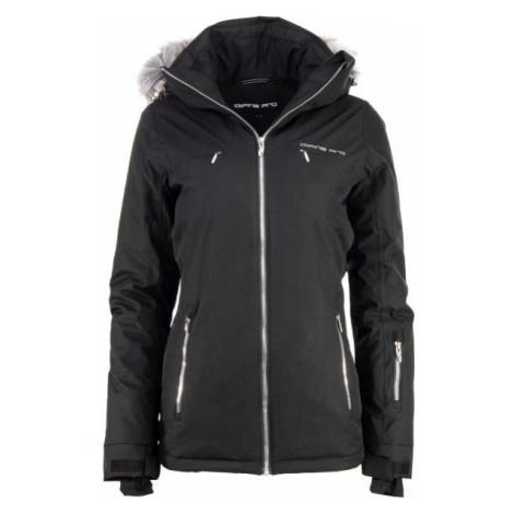 ALPINE PRO MARIOLA black - Women's ski jacket