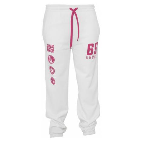 Urban Dance Dance Jogging Pant wht/pink
