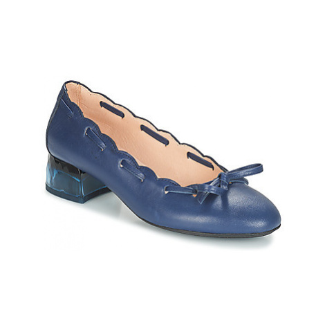 Hispanitas ANDROS-T women's Court Shoes in Blue
