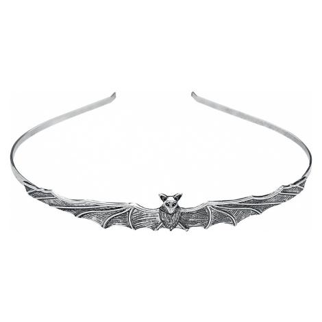 Mysterium® Bat Headband Headband silver coloured