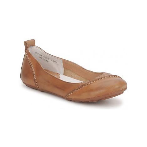 Hush puppies JANESSA women's Shoes (Pumps / Ballerinas) in Brown