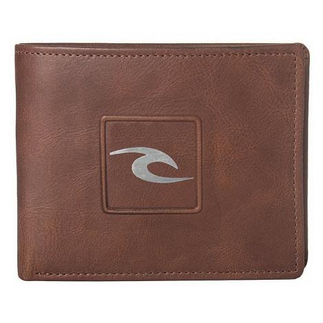 wallet Rip Curl Rider Rfid 2 In 1 - Brown