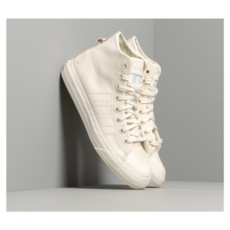 adidas Nizza Hi Rf Off White/ Off White/ Off White