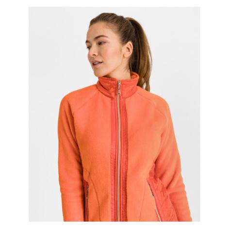 TRIMM Flowers Sweatshirt Orange
