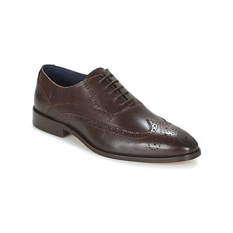 Carlington GASTI men's Smart / Formal Shoes in Brown