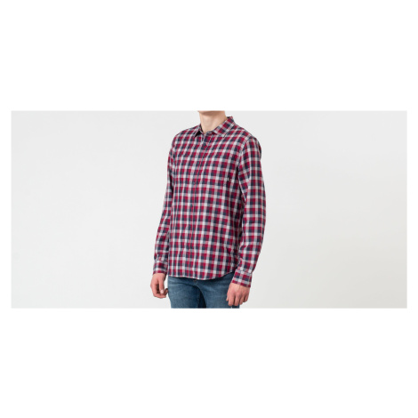 Vans Alameda II Shirt Rhumba Red/ Dress Blues