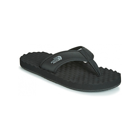 The North Face BASE CAMP FLIP-FLOP men's Flip flops / Sandals (Shoes) in Black