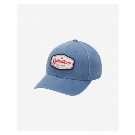 Quiksilver Full Hush Cap Blue