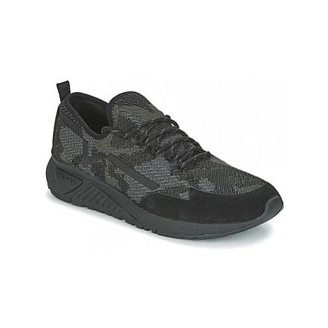 Diesel S-KBY men's Shoes (Trainers) in Black