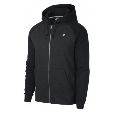 Nike Sportswear Optic Men's Full-Zip Hoodie - Black