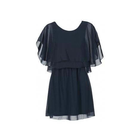 Vila VIMAGILE women's Dress in Blue