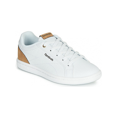 Reebok Classic REEBOK ROYAL COMPLETE CLN boys's Children's Shoes (Trainers) in White