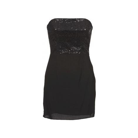 Naf Naf LYCHA women's Dress in Black