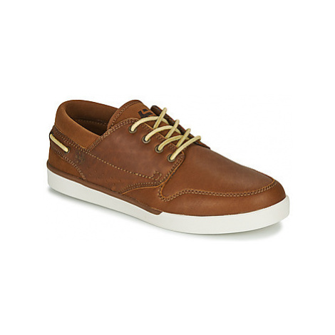 Etnies DURHAM men's Shoes (Trainers) in Brown