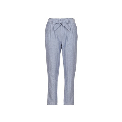 Betty London IKARALE women's Trousers in Blue