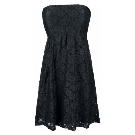 Urban Classics - Ladies Laces Dress - Dress - black