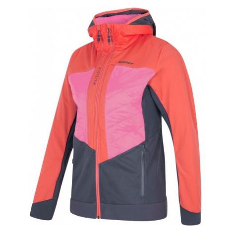 Ziener NETA W orange - Women's jacket