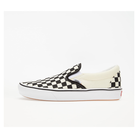 Vans ComfyCush Slip-On (Classic) Checkerboardard/ True White