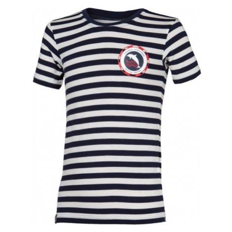 Progress SS MARINO T-SHIRT white - Kids' bamboo T-shirt