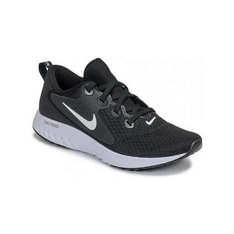 Nike REBEL REACT women's Running Trainers in Black