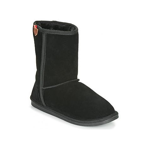 Les Tropéziennes par M Belarbi MOUNTAIN women's Mid Boots in Black