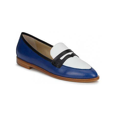Etro MOCASSIN 3767 women's Loafers / Casual Shoes in Blue