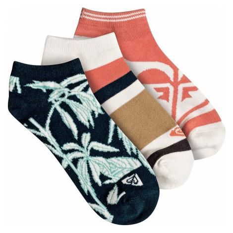 socks Roxy Ankle 3 Pack - BYF0/Reflecting Pond