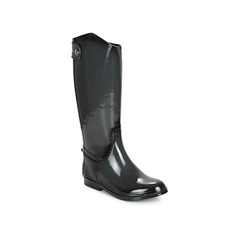 Be Only CAVALIERA women's Wellington Boots in Grey