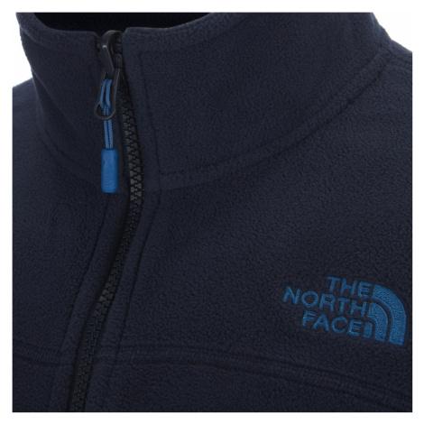 The North Face Men's 100 Glacier Full Zip Jumper - Urban Navy - Navy