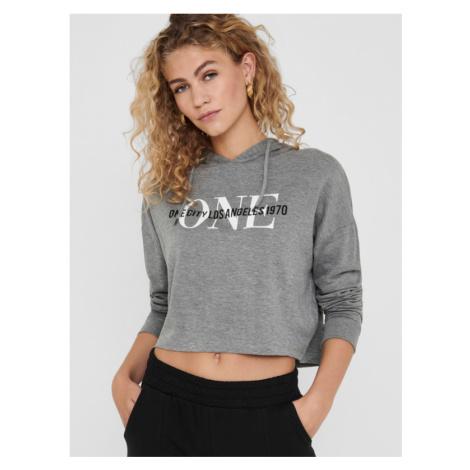 ONLY Mila Sweatshirt Grey