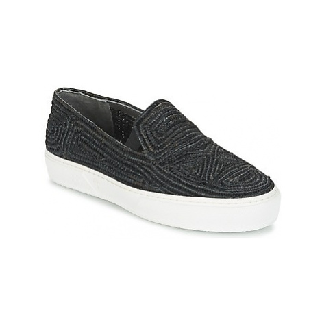 Robert Clergerie TRIBAL women's Slip-ons (Shoes) in Black
