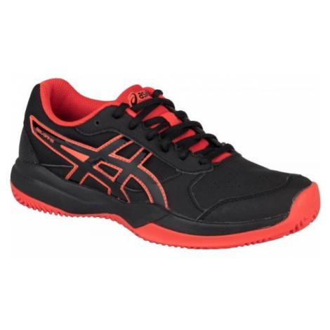 Asics GEL-GAME 7 GS CLAY/OC black - Kids' tennis shoes