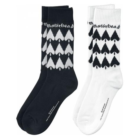Motörhead Ace of spades - Socken - 2er Pack Socks black white