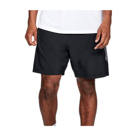 Under Armour Mirage HeatGear 8 Shorts, Black
