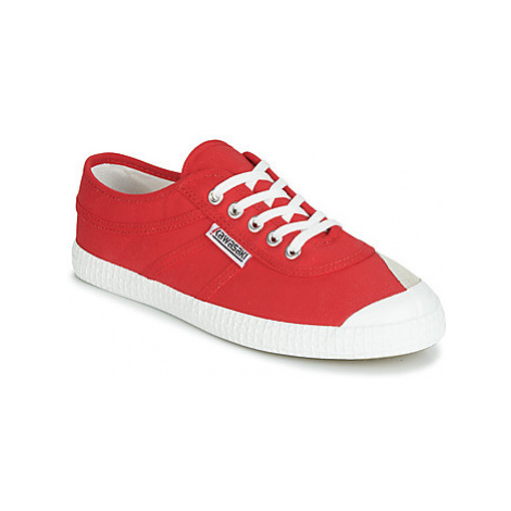 Kawasaki ORIGINAL women's Shoes (Trainers) in Red